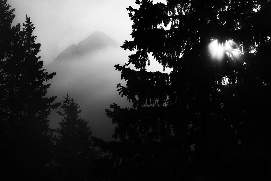 Фотографии из Австрии. Майерхофен фото 2009.