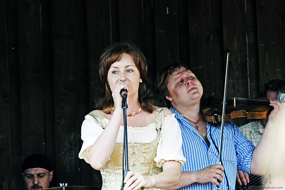 Wild Western Festival, фестиваль вестерна, Можайск, аванпост, кукуруза, репортаж с концерта