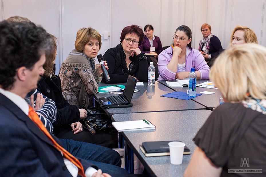 Фотограф на конференцияю в Москве