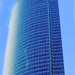 Съемка небоскребов