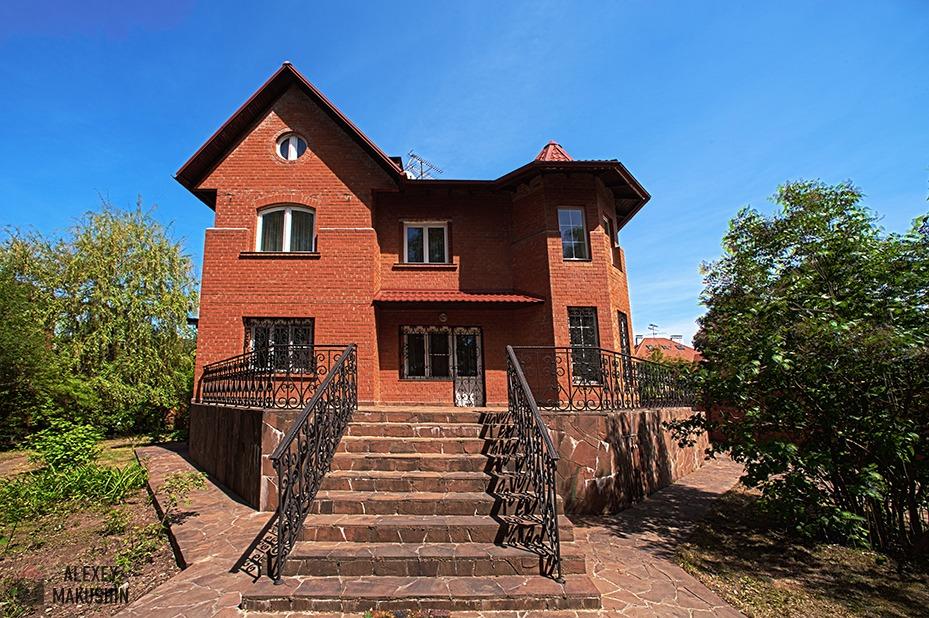 Фотосъемка домов и недвижимости
