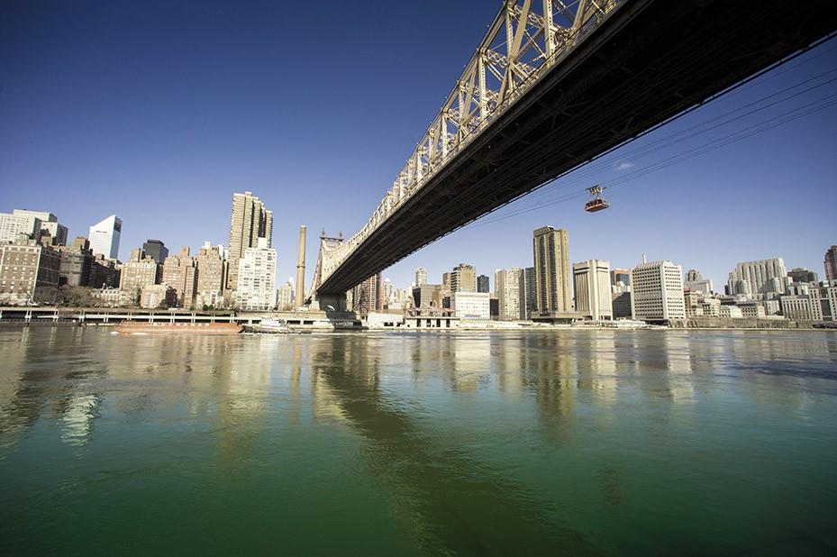 Нью Йорк достопримечательности— 4 день. Канатная дорога острова Рузвельта.