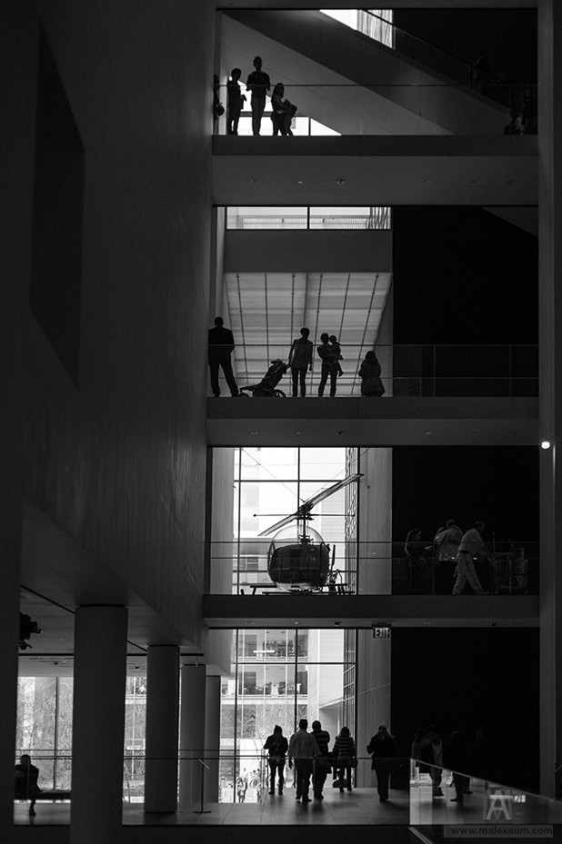музей современного искусства нью-йорка (MoMA)