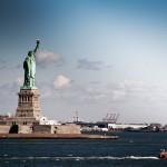 Достопримечательности Нью Йорка - Статуя свободы (Statue of Liberty)
