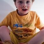 Петр Алексеевич Макушин - 3 года.