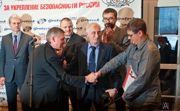 Фотосъемка мероприятий - вручение Национальной премии Зубр 2012