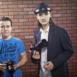 Винтажная фотосессия в клубе МСДК.
