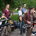 Swing-Fridays в Парке Горького