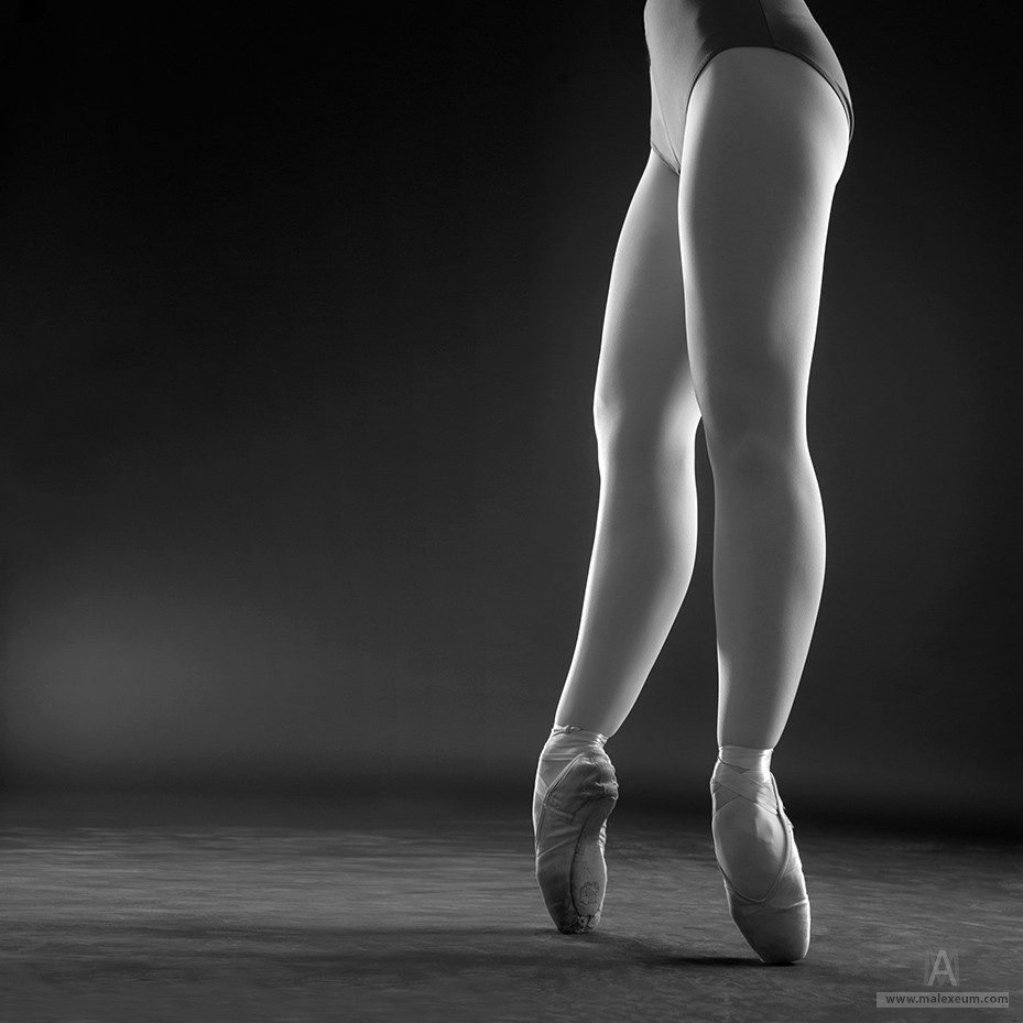 Балерина фотосессия, модель Юля