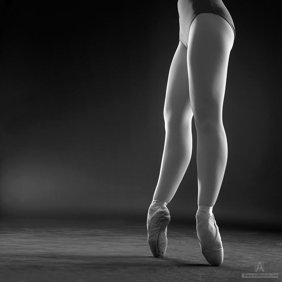 Балерина фотосессия