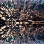 Фотография Нью Йорк с высоты