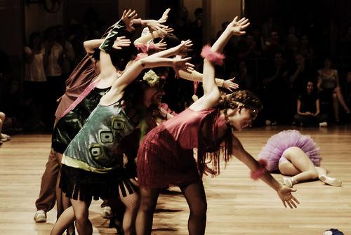 Барселона Barswingona 2008. Часть 3. Танцы.