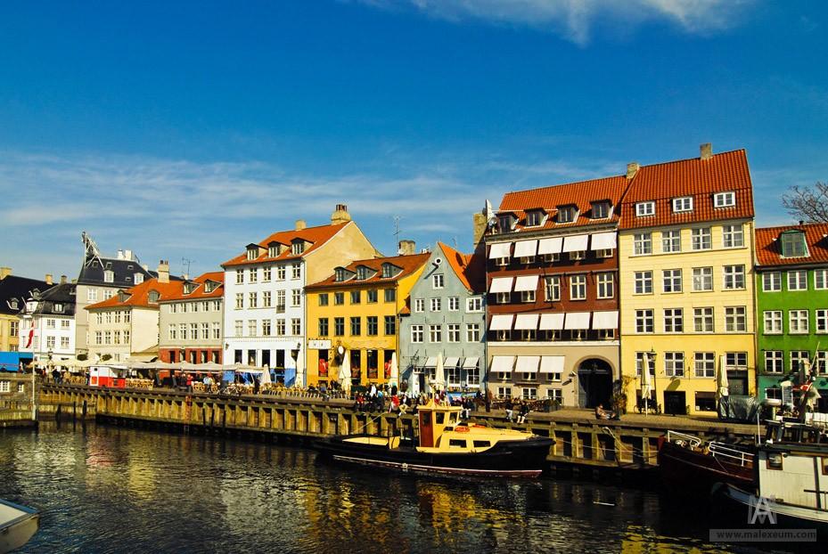 Ой, куда бы уехать... Копенгаген?