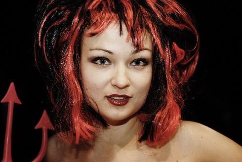 Хеллоуин 2007 - фотографии монстров