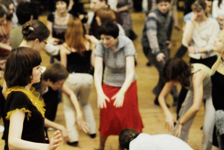 Рождественский танцевальный лагерь 2008