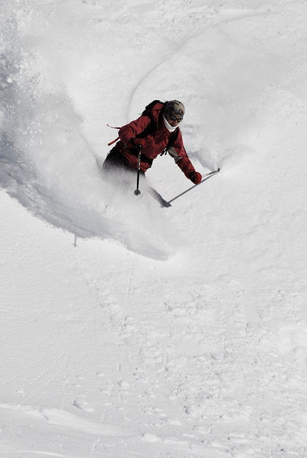 Лезарк Франция горных лыжах - отзыв