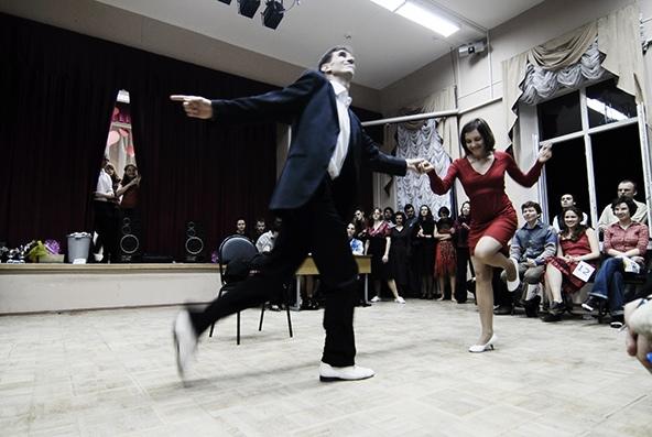 Кубок Москвы по танцам 2008