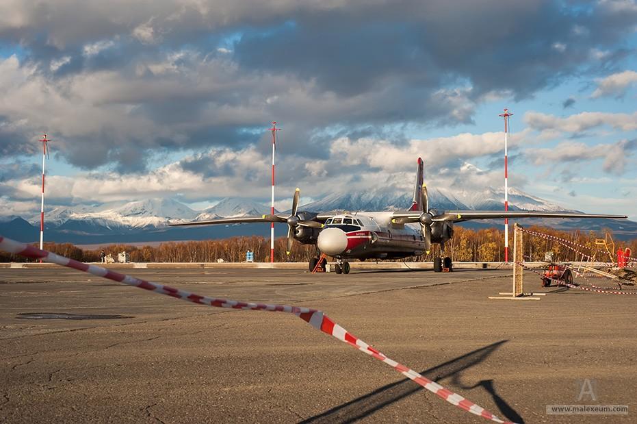 Самолет АН-26БРЛ