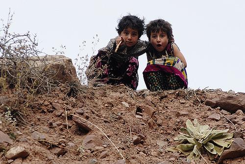 Таджикские дети, репортаж