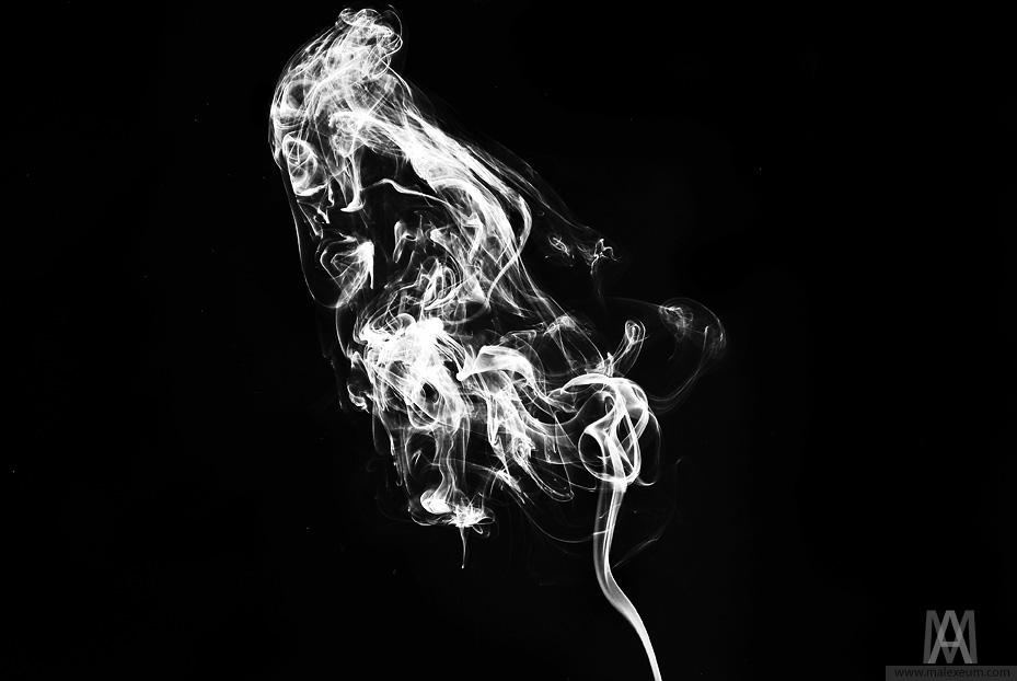 съемка дыма