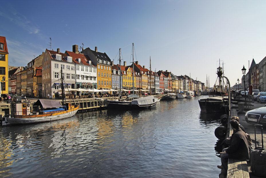 Копенгаген, Дания, достопримечательности, хороший фотограф