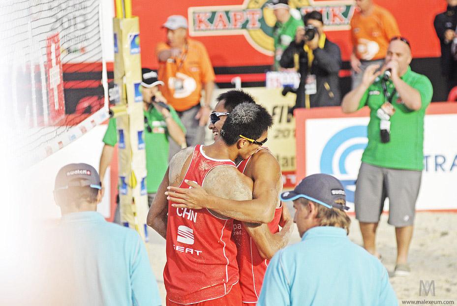 пляжный волейбол, 2010, SWATCH FIVB, мировой турнир, мировой тур по пляжному волейболу, фоторепортаж