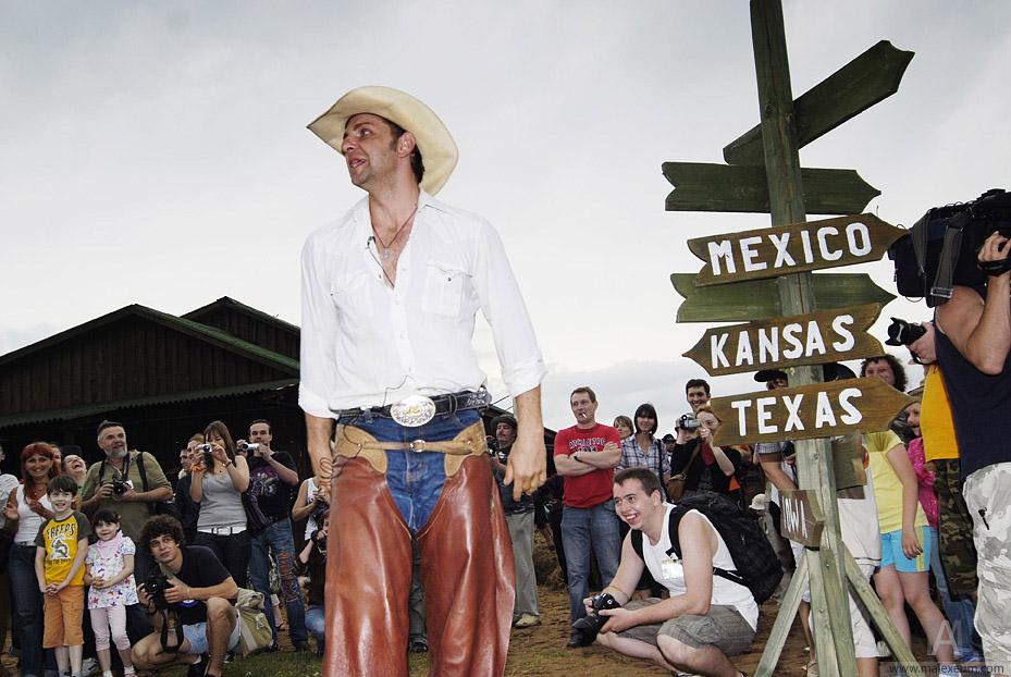 Wild Western Festival, фестиваль вестерна, Можайск, аванпост, ковбои, репортаж