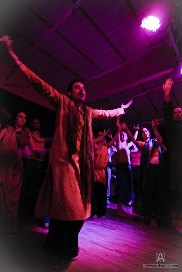 Херранг 2011— Индийская вечеринка и всякий отжиг