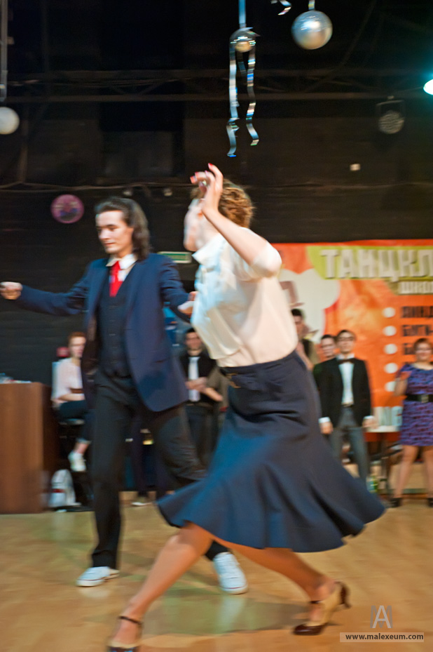 Кубок Танцкласса 2012