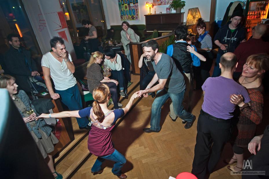 Танцевальные фотографии с Berlin Balboa Weekend 2012 (BBW)