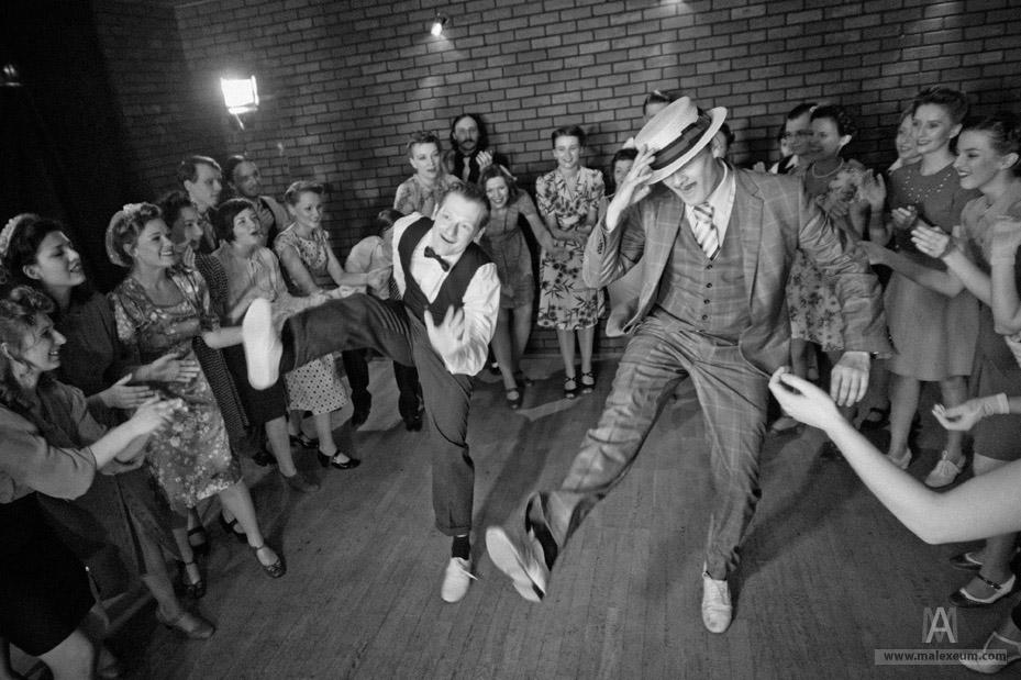 Репортажная фотосъемка - танцевальный джем