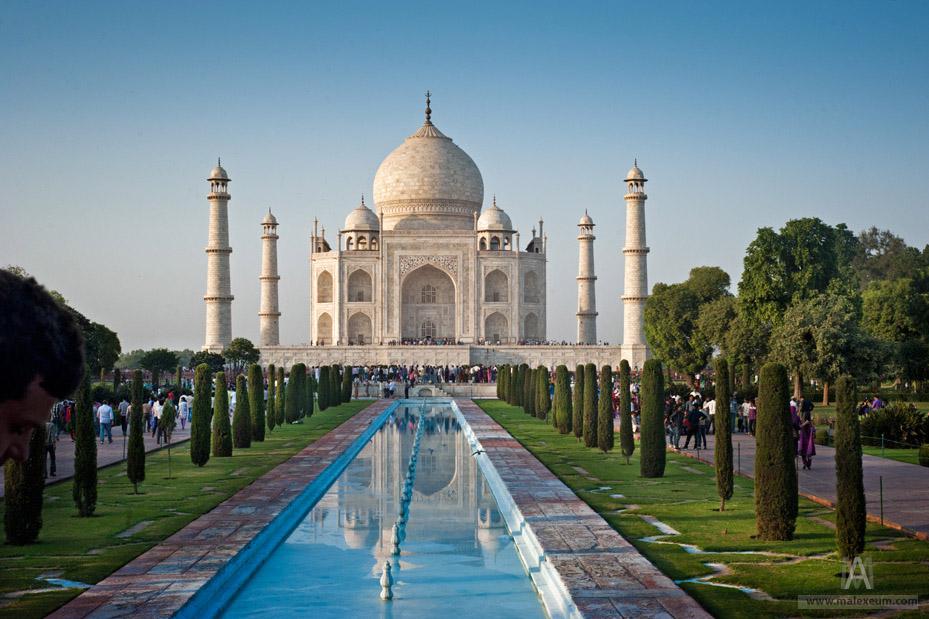 Индия тадж махал фото