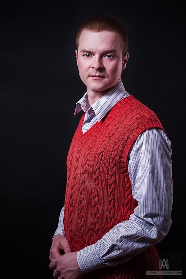 Портретная фотосессия Фёдора