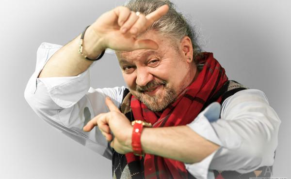 Портреты Германа на студии Мосфильма