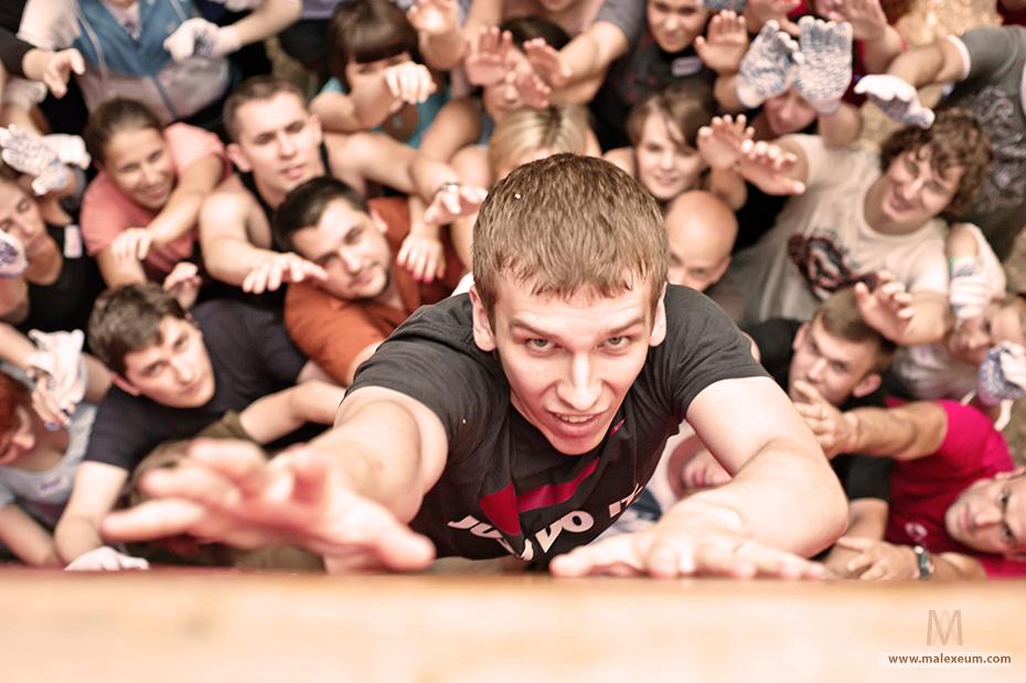 Репорттажи с выездных мероприятий Мейл.ру