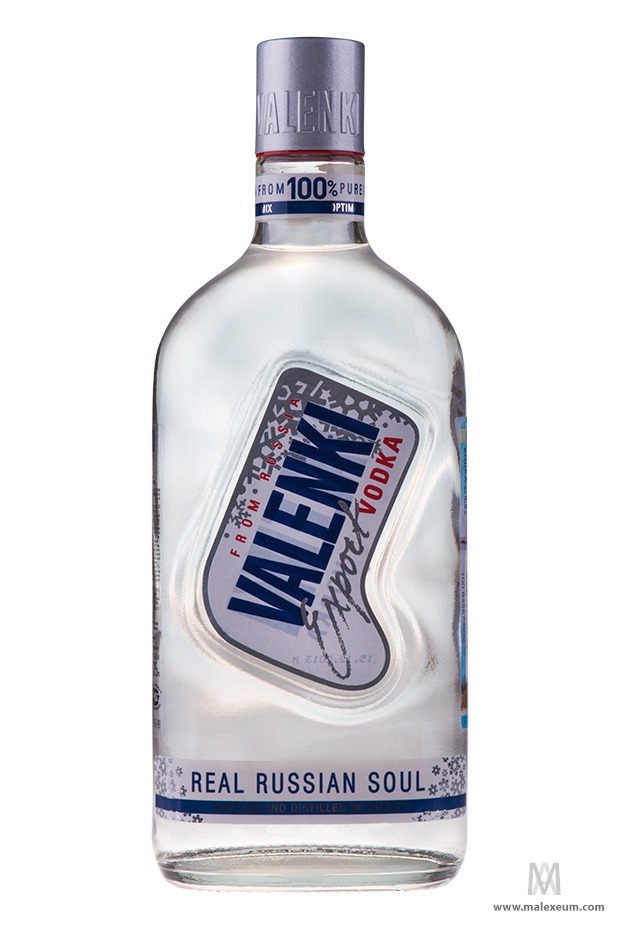 Съемка водки