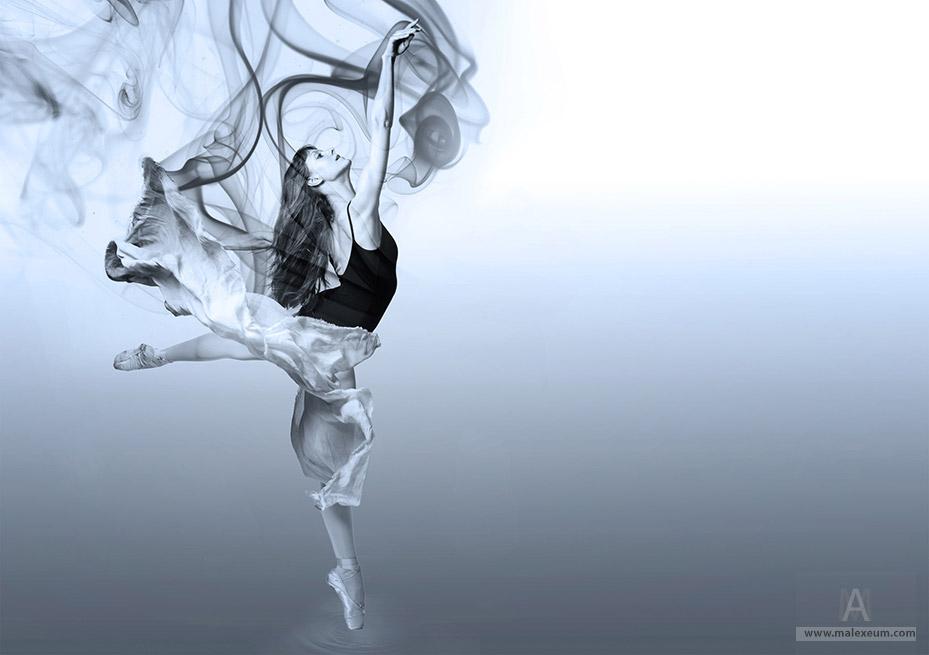 Фотосъемка танцоров