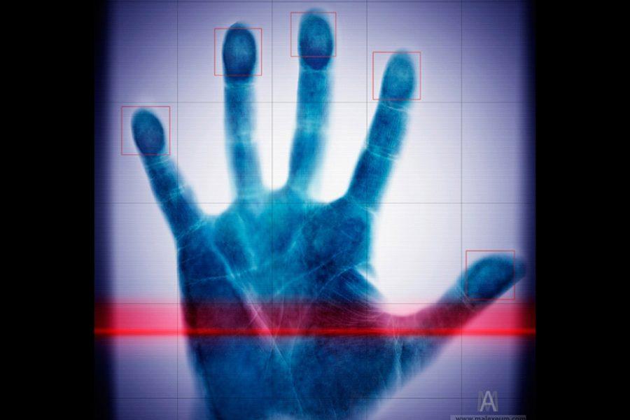 Сканер - фотосъемка рекламы