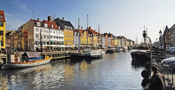 Дания, фотосъемка в путешествии -  профессиональный фотограф