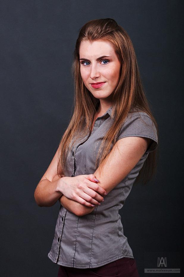 Бизнес портрет - женский бизнес портрет на выезде