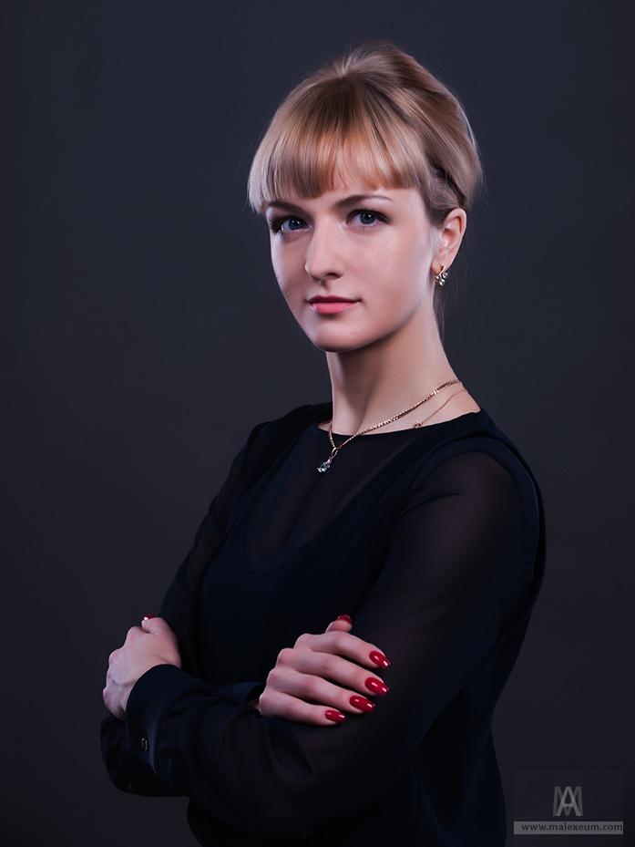 Женский портрет в Студии