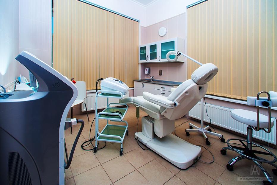 Медицинский кабинет - интерьер
