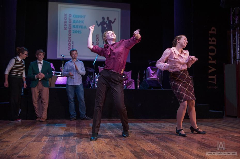 Фотосъемка танцев