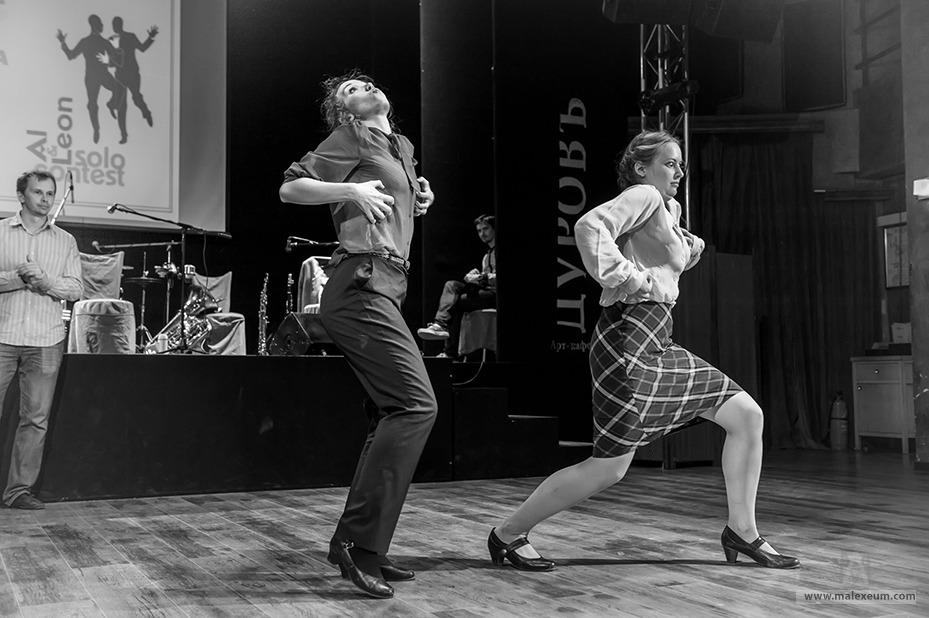 Moscow Jazz Weekend - Кубок МСДК по соло джазу 2015