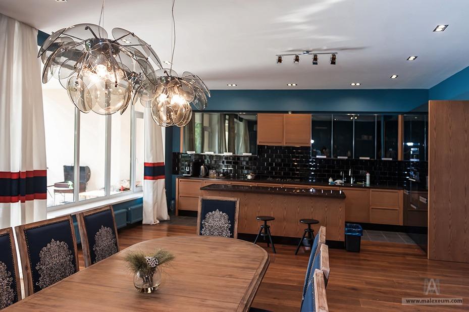 Съемка интерьеров квартир в Москве