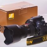 Nikon D810 отзывы