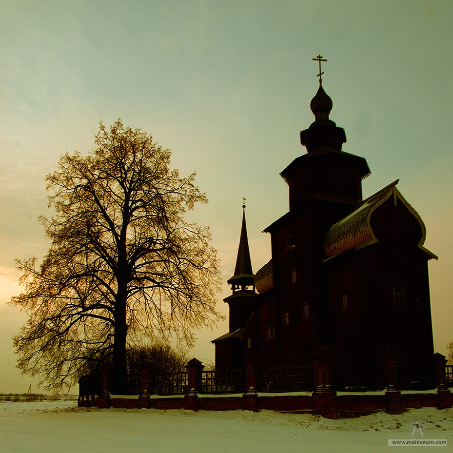 Фотографии церквей России