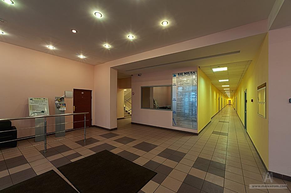 Интерьерная съемка бизнес центра