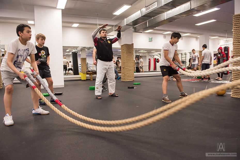 Фотосъемка тренировок
