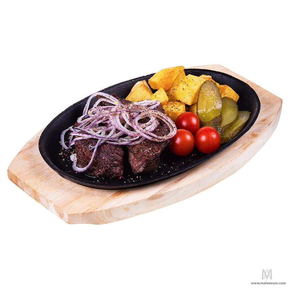фотосъемка еды - жаркое